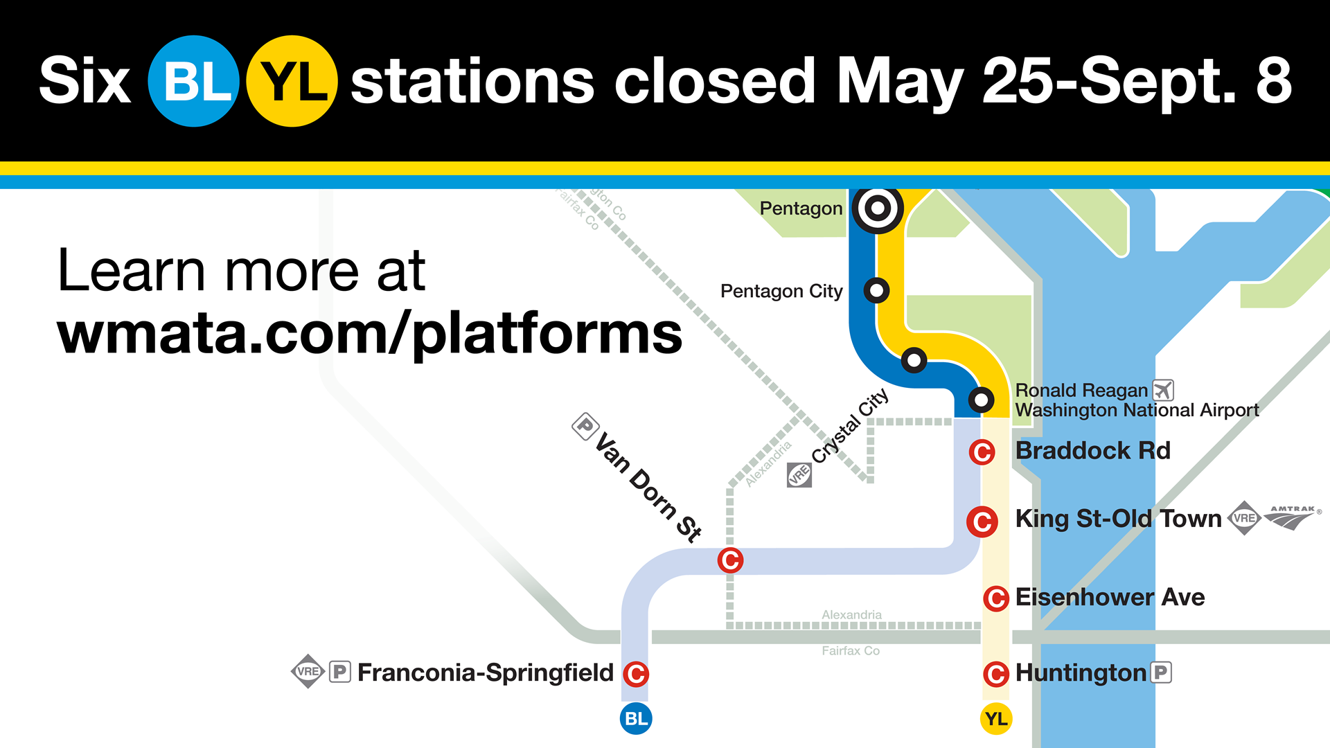 Platform Reconstruction Map